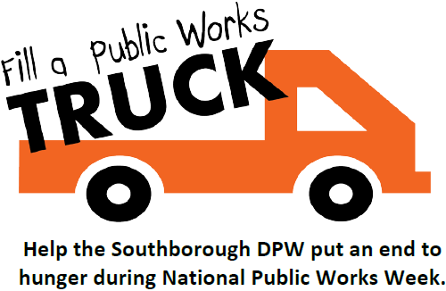 Post image for Fill a DPW Truck drive for Food Pantry: Wed – Sat