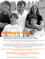 Nothing to Hide flyer page 1