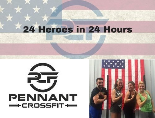 "Post image for 3rd annual ""24 Heroes in 24 Hours"" fundraiser for veterans over Memorial Day weekend"