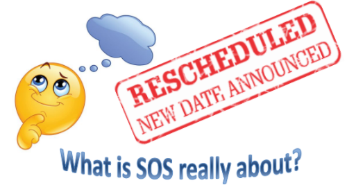 Post image for SOS Info night – this Monday