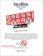 Press Start flyer updated