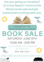 Book Sale Friends of the Library