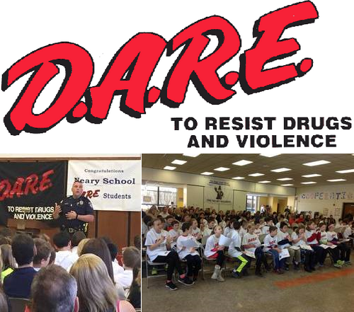 Post image for D.A.R.E. expanding to 7th grade