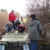Eagle Scout bridge project