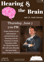 Healing and the Brain flyer