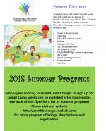 Rec Summer Programs 2018 p1