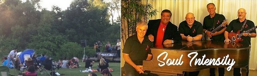 Post image for Summer Concert Series kicks off next Thursday with Soul Intensity; biweekly concerts thru early August