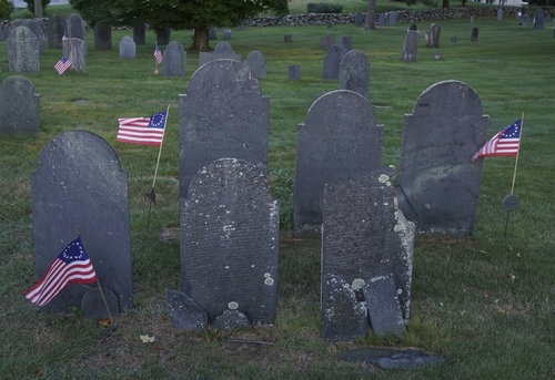 Post image for Restoration work about to begin at the Old Burial Ground