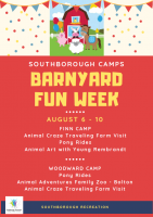 Rec Camp Barnyard week