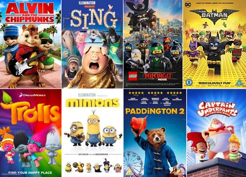 Post image for Kids $1 movies at the Solomon Pond Mall