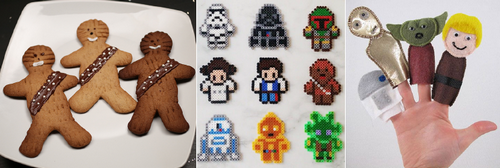Post image for Sign up for Star Wars Crafts for kids and teens (or drop in for other crafts)