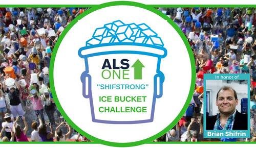 Post image for Join the group Ice Bucket Challenge for SHIFSTRONG – Saturday at Summer Nights