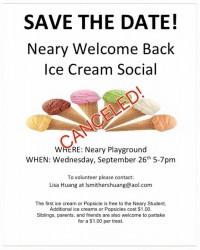 cancelled ice cream social
