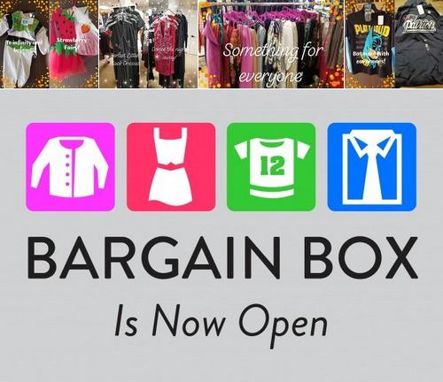 Post image for Quality wear at bargain prices: The Bargain Box