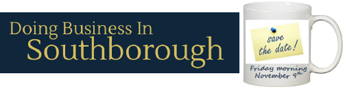 Post image for Reminder: Doing Business in Southborough Breakfast – November 9
