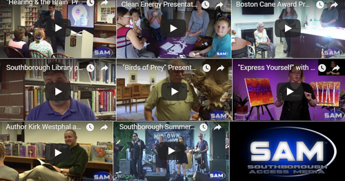 Post image for Videos: Events and programming from this summer and fall