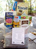 Sample donation bag (contributed photo)