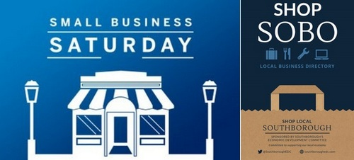 Post image for Small Business Saturday: Support Southborough business owners tomorrow