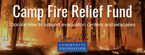 Post image for Raising funds for Wildfire victims in memory of resident's father