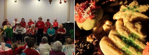 Post image for Senior Center holiday fun: Sing-a-long (Dec 12) and Cookie Swap (Dec 19)
