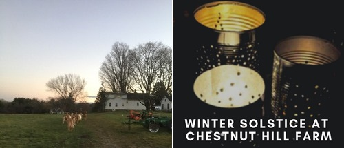 Post image for Celebrate the Winter Solstice at the Farm – December 21 (Updated – Cancelled)