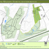 SVT map of Turene Wildlife Habitat, Town Forest, and Breakneck Hill