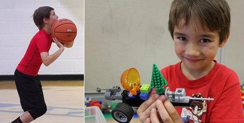 Post image for Winter Break camps: Legos and Basketball