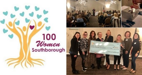 """Post image for More than """"100 Women of Southborough"""" making a charitable difference – next meeting March 7 (Updated)"""