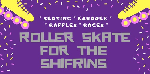 "Post image for ""Roller Skate for Shifrins"" – February 2"