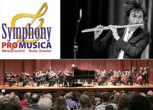 Post image for Symphony Pro Musica – Knights and Wizardry concert on Sunday