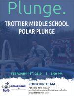Trottier Polar Plunge 2019 flyer