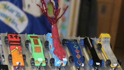 Post image for Pinewood Derby this weekend – Cub Scouts and Girl Scouts