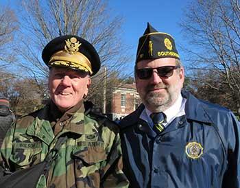 Post image for Fellow veteran calls on public to honor John Wilson through service