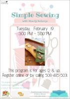 Simply sewing Crafternoon flyer b