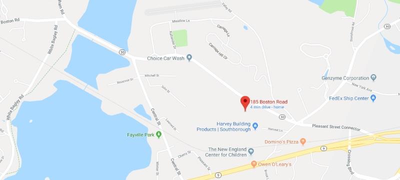 Post image for Traffic Alert: Avoid 185 Boston Road area