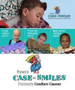 Ryan's Case for Smiles (images from website and Facebook)
