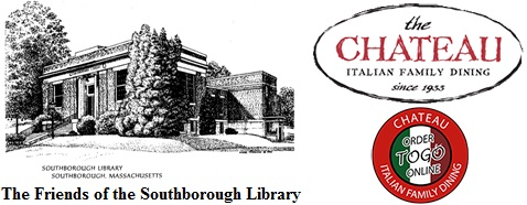 Post image for Friends of the Library fundraiser: 20% of Chateau bills from lunch/dinner on Wed, April 3rd