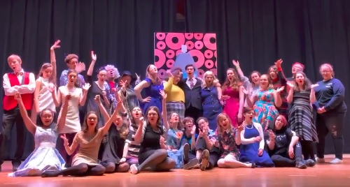 Post image for Hairspray Jr at Assabet this weekend