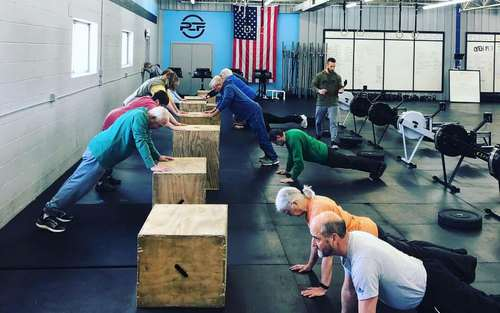 Post image for New fitness training for seniors – discounted, progressive starter class