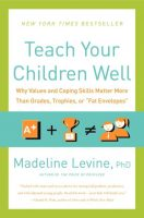 Teach Your Children Well paperback cover