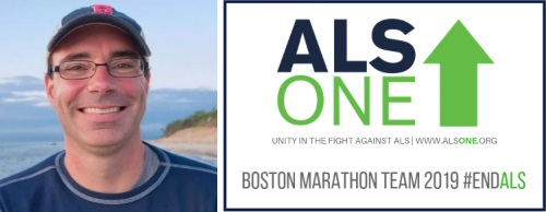Post image for 2019 Marathon: Tim Dalasio representing #ShifStrong to fundraise for ALS ONE