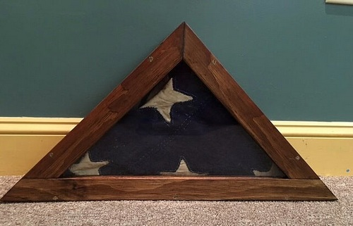 Post image for Town Meeting: Article to restore 1862 flag and finish historic archiving project