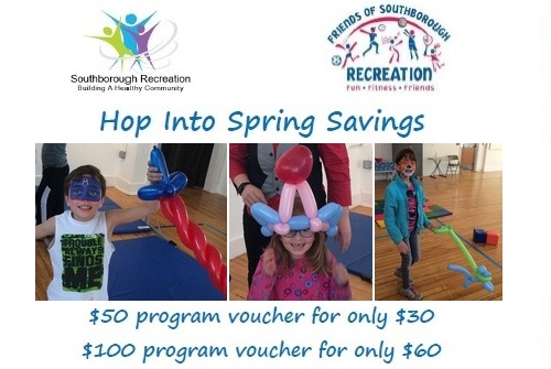 Post image for Hop into Savings (and family fun) – Saturday