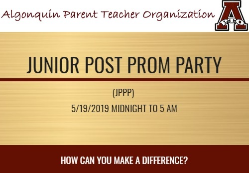 Post image for Help make the Post Prom Party possible – Friday grocery shopping fundraiser