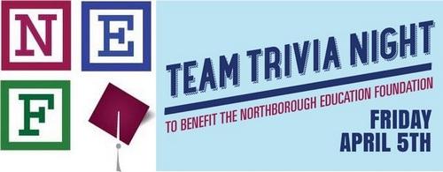 Post image for NEF Trivia Night – Friday