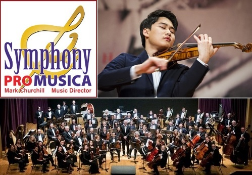 Post image for Symphony Pro Musica final concert of season – Sunday