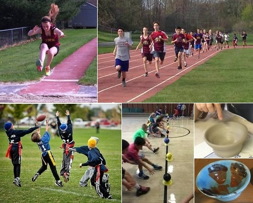 Post image for Register for Track & Field (grades 5-8) and RAP programs