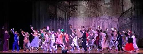 Post image for Willy Wonka Kids perform – April 18