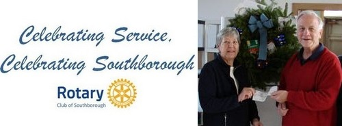 """Post image for """"Celebrating Service"""" in Southborough: Join Rotary in honoring Barbara Jandrue and Chris Robbins"""