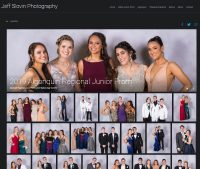 Jeff Slovin Photography ARHS 2019 prom site